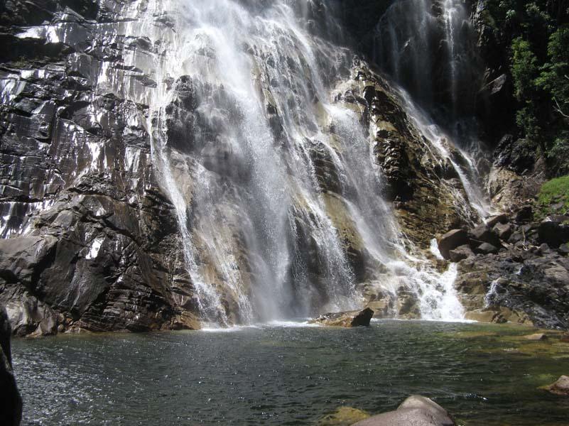 West Mulgrave falls